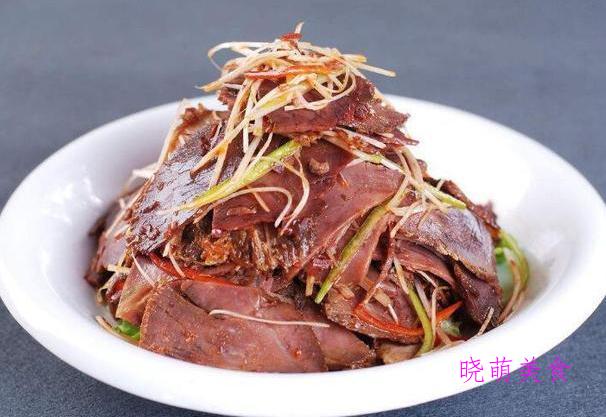 红油猪耳、麻辣鸭胗、凉拌鸡胗、凉拌肚丝、凉拌牛肉的经典做法