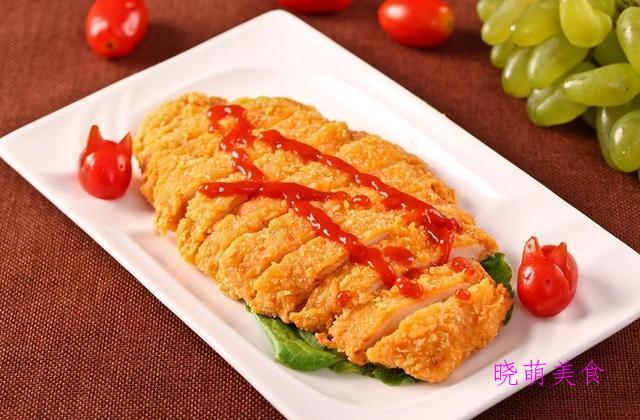 曲奇饼干、杏仁酥、鸡排、蛋黄酥的家常做法,简单易学,香酥美味