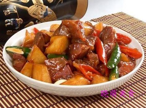 土豆炖牛肉、小炒牛肉、红烧牛肉、酱牛肉的简单做法,好吃又下饭