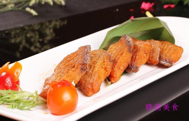 炸藕丸、炸鲜奶、鸡翅、干煎带鱼的家常做法,简单易学