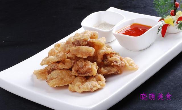 炸鸡翅、炸鸡腿、干炸小黄鱼、炸猪排、小酥肉的做法