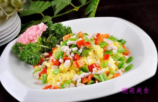 蒜苔炒鸡蛋、蒜蓉西兰花、炝炒小白菜、蒜香油菜的做法,美味不长肉