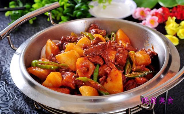 五香牛肉、小土豆炖牛肉、四喜丸子的家常做法,美味无法阻挡