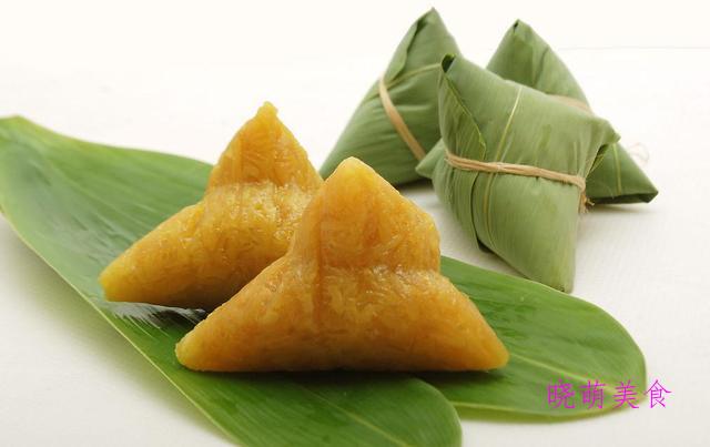 葡萄干粽、豆沙粽、蛋黄粽、西米粽、蜜枣粽的做法,香甜美味