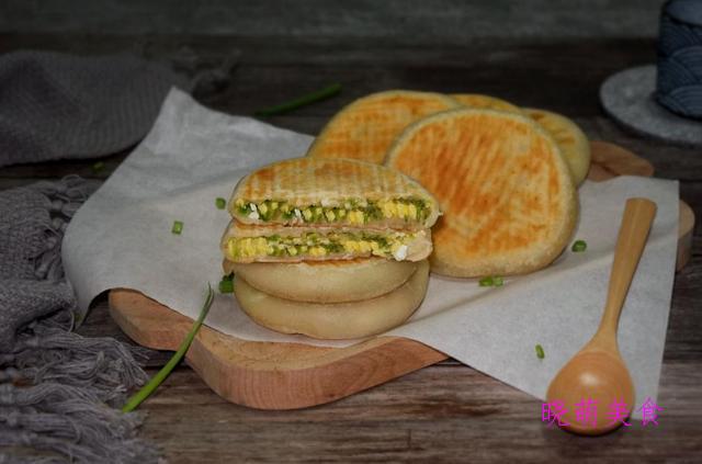 美味葱花饼、西葫芦鸡蛋饼、手抓饼、糖酥火烧的做法,早餐绝配