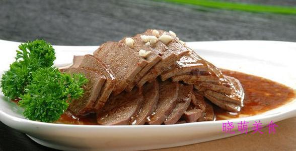香辣卤猪蹄、卤牛腱、啤酒卤蛋、卤猪肝的做法,超好吃的下酒美食