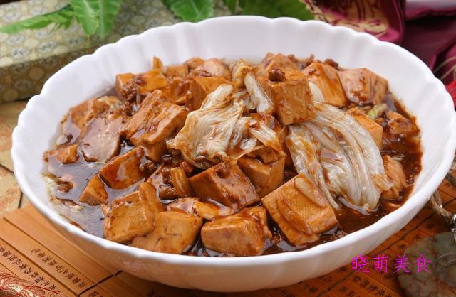 肉末豆腐、沸腾鱼、家常鱼香肉丝、香辣三杯鸡的美味做法,超下饭