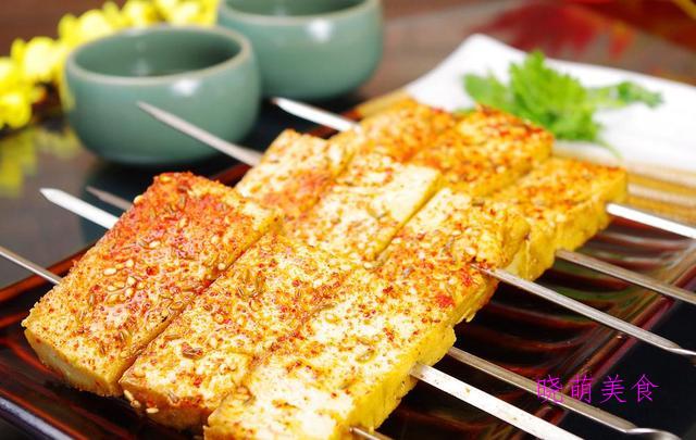 荷兰豆炒虾仁、腰果虾仁、烤豆腐、腊肉炒花菜、酸辣土豆丝的做法