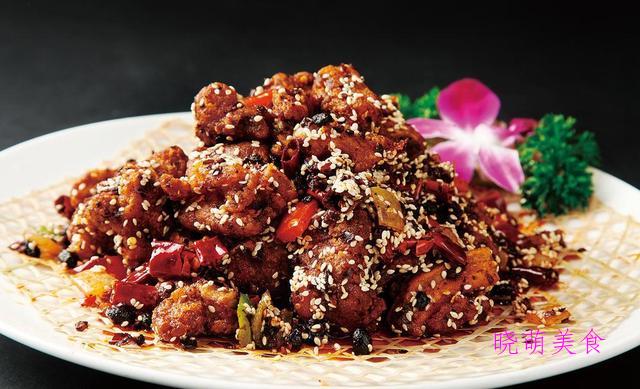 蒜蓉龙虾尾、蜜汁鸡翅、香辣排骨、辣烧羊排的家常做法