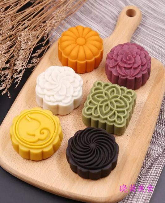 广式月饼、绿豆月饼、鲜肉月饼的家常做法,营养美味