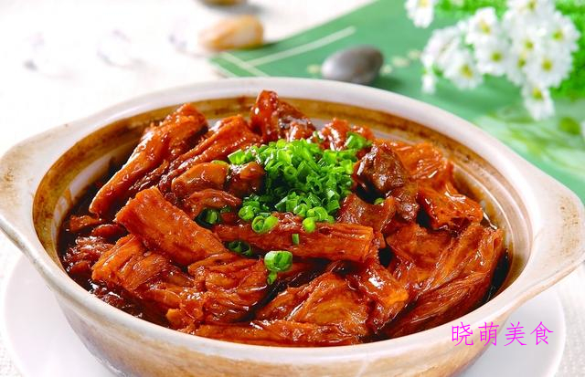 杂酱豆腐、秘制火锅鸡、腐竹牛腩煲的家常做法