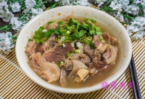 猪心汤、猪肚汤、牛杂汤、酸菜肥牛汤、酸汤鱼的家常做法