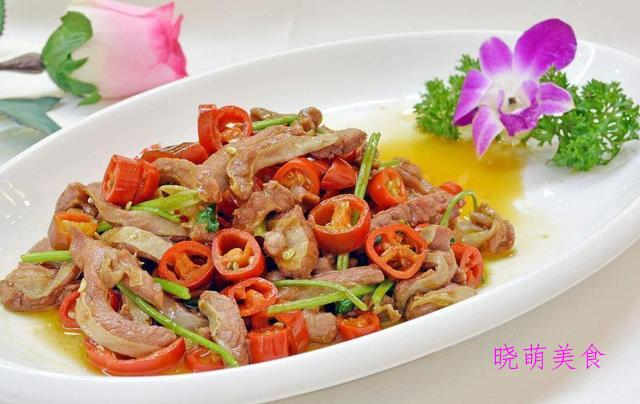 香辣牛柳、爆炒猪肚、啤酒鱼头煲、坨坨牛肉的家常做法