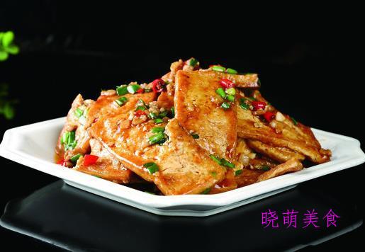 茄子豆腐煲、辣煎豆腐、辣煸排骨、香辣肉片的家常做法