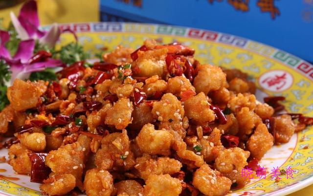 泡椒花生米、孜然豆腐、醋泡海带、香酥鸡翅、香脆掌中宝的做法