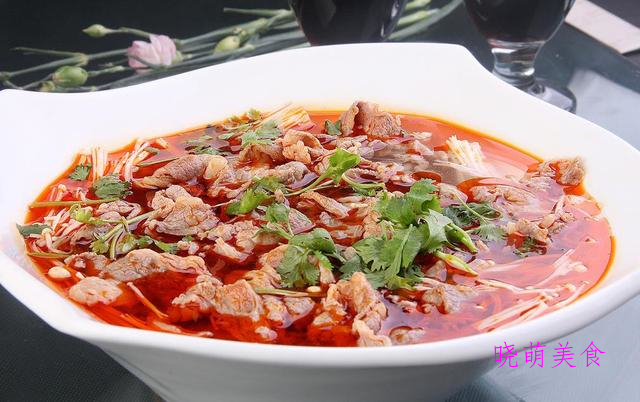 冷吃牛肉、葱爆猪肝、香煎辣排骨、韩式肥牛煲、蒜泥五花肉的做法