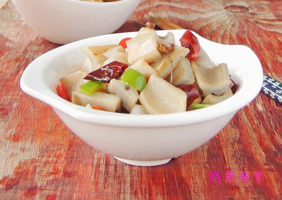 麻辣藕丁、猪蹄冻、红油兔丁、干锅泥鳅的家常做法