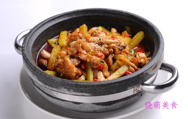 香辣肚丝、茭白炒肉、爆羊肚、石锅田鸡、麻辣猪肝的家常做法