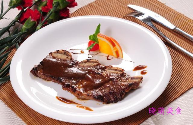 法式黑椒牛排、罗宋汤、意大利面的家常做法,营养美味