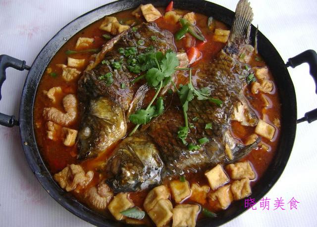 大蒜烧排骨、辣烧黄鱼、麻辣羊肚、麻辣豆腐鱼的家常做法
