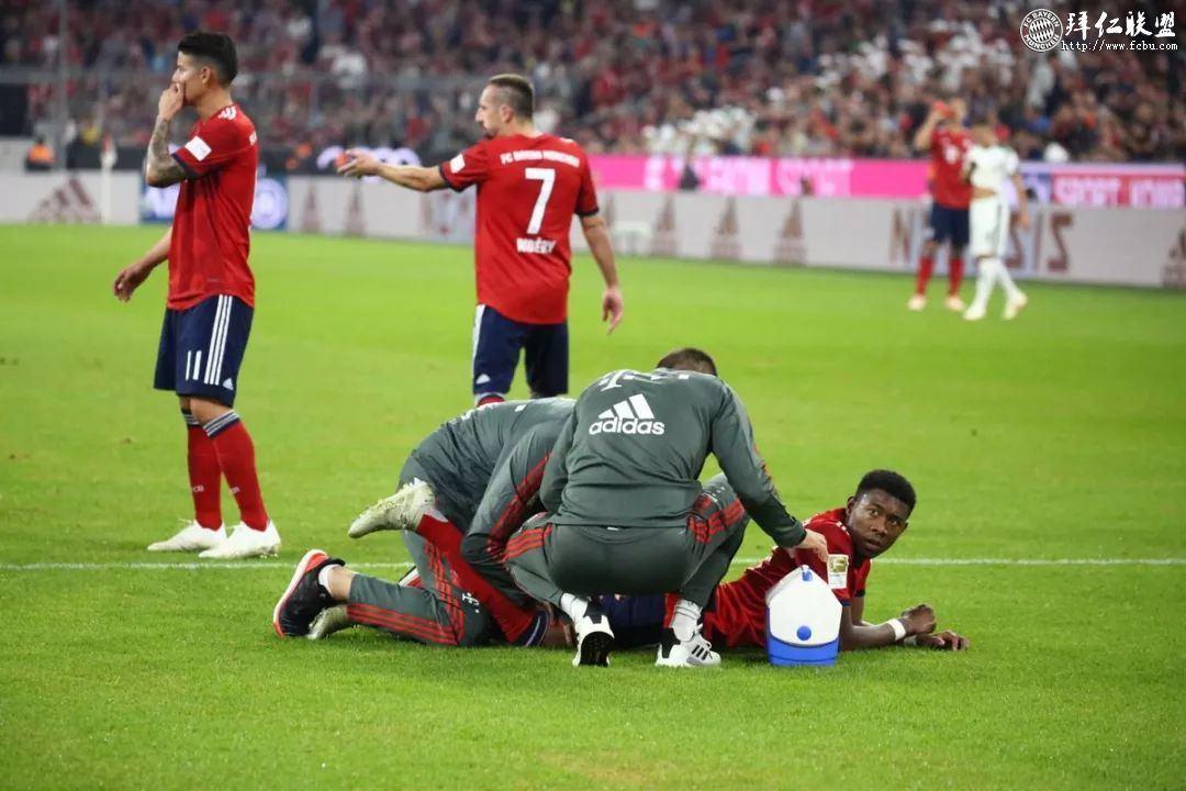 德甲第7轮 拜仁0:3门兴 拜仁大败跌至积分榜第514
