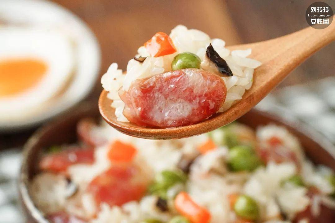 电饭锅焖饭懒人饭 用电饭锅做最简单的菜10