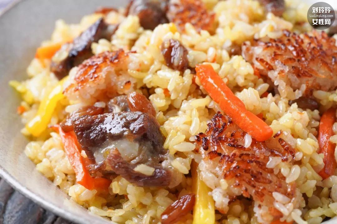 羊肉手抓饭做法 新疆菜羊肉手抓饭窍门11
