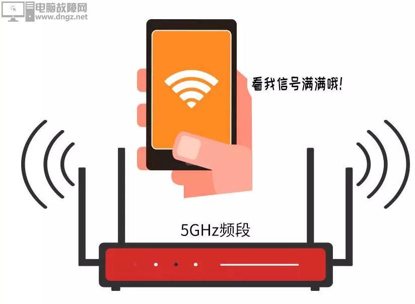 wifi无线网络2.4G和5G连哪个更好?3