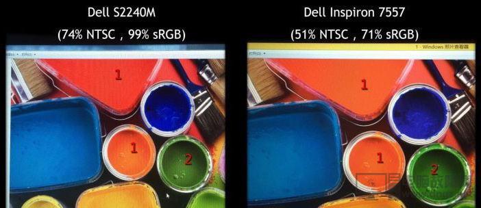 显示器色域是什么?怎样的好?3
