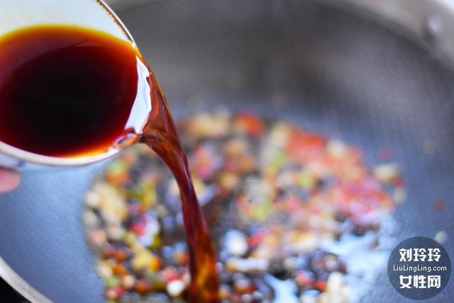 蒜末豆豉蒸茄子的做法 茄子不变色不吸油 吃了还想吃7