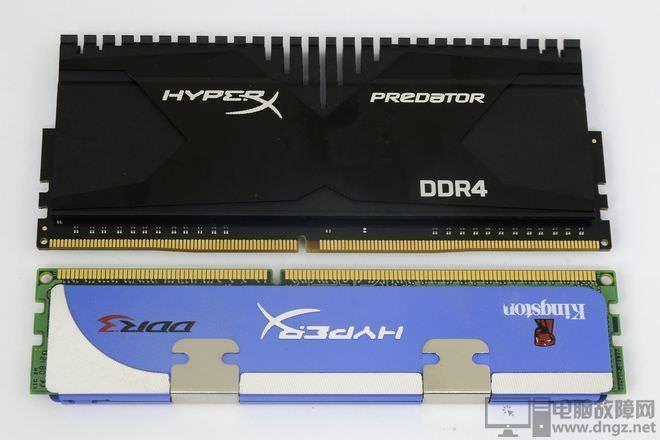 内存条DDR3 DDR4的性能差距 ddr4和ddr3的区别1