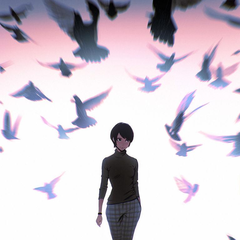 「主题图集」和平鸽的动漫精选图集推荐