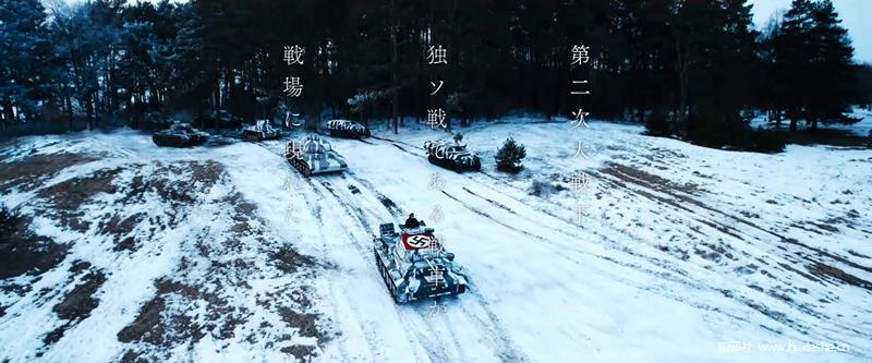 T34坦克 上坂堇_和邪社001