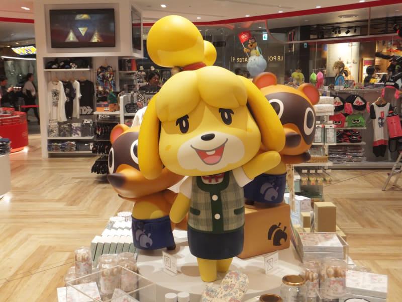 任天堂 直营店 Nintendo TOKYO 09_o
