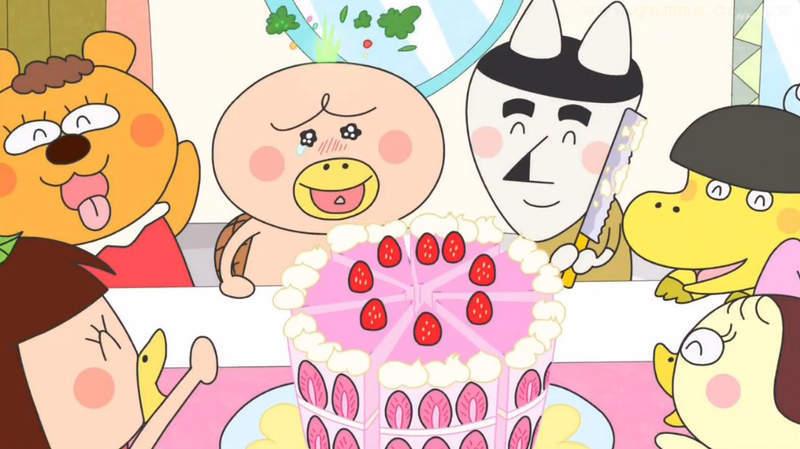 《等分蛋糕冷知识》儿童动画教学让大人们超感动 一张铝箔纸就能搞定一切 | 宅宅新闻
