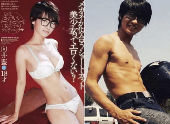 盘点那些撞脸中国明星的日本女优,韩寒躺枪,林志玲和波多野结衣真的很像