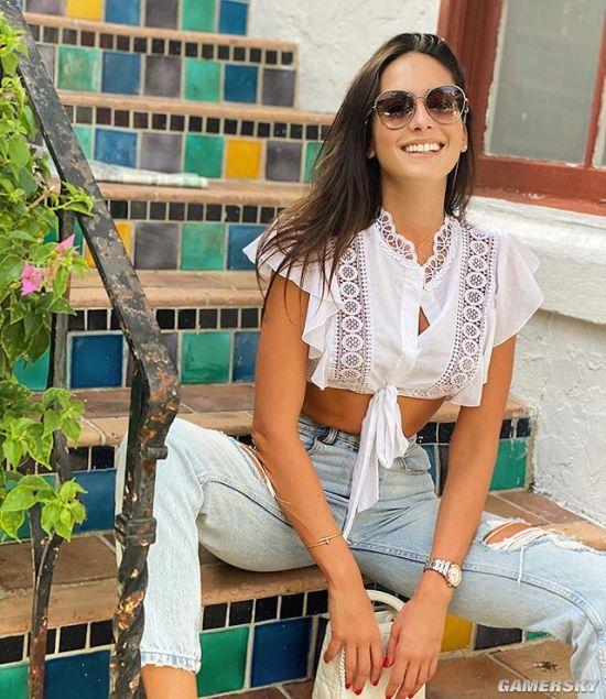 身姿绝美的 daniela botero 模特美照片大放送
