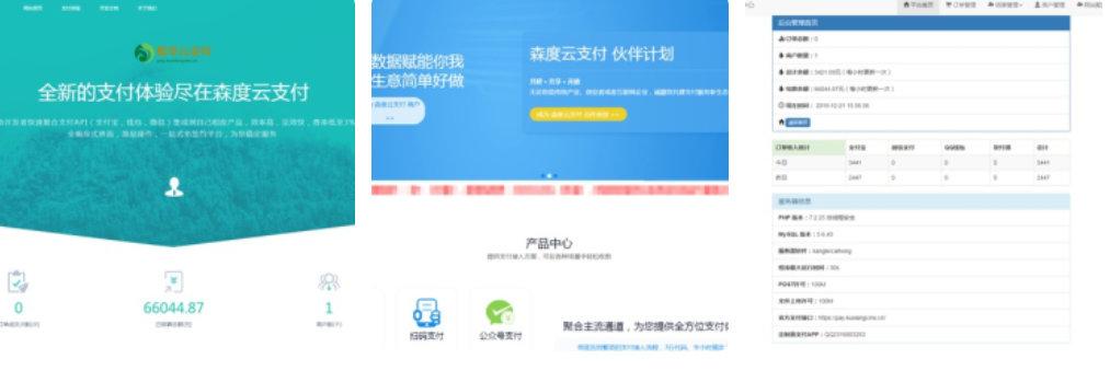 易支付系统源码_附搭建教程