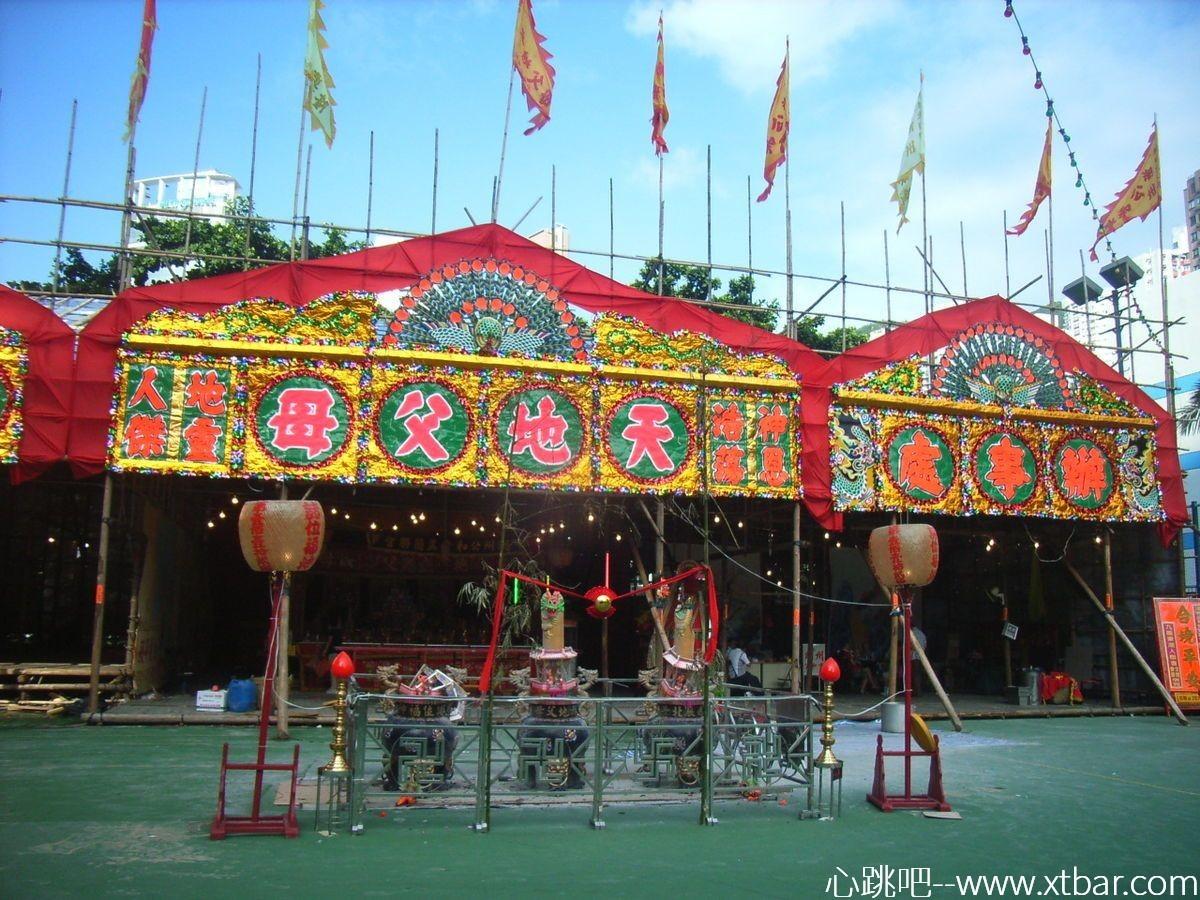 鬼节文化:香港鬼节习俗与禁忌