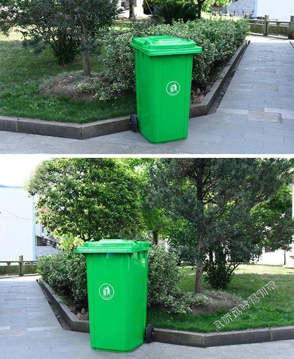 垃圾桶卖断货被限购