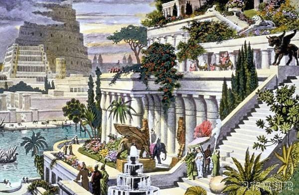 巴比伦空中花园