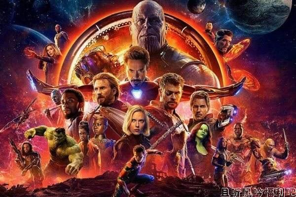 漫威宇宙第四阶段将会有8部电影上映