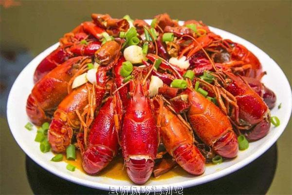 美味小龙虾