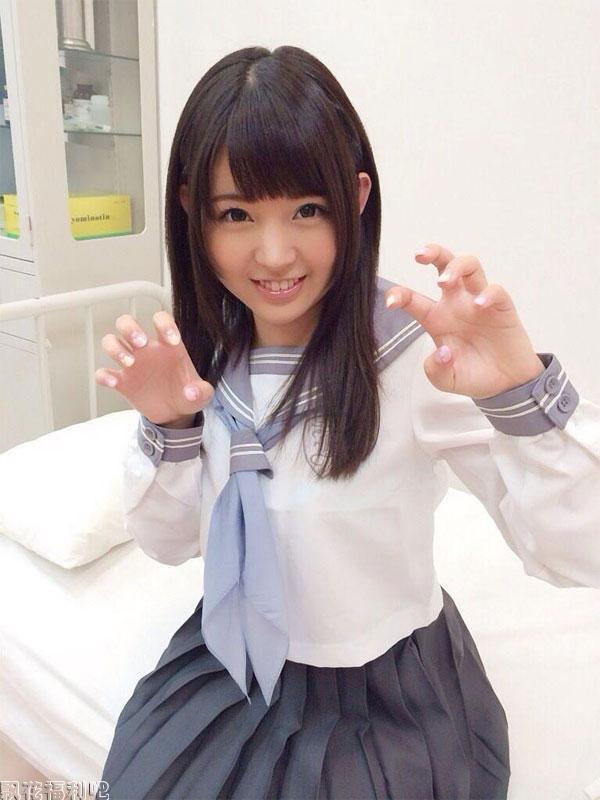 彩乃奈奈,一位符合绝大多数人审美观的美女