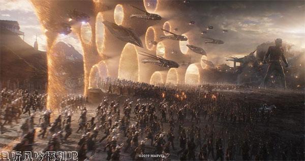 《复仇者联盟4:终局之战》剧照