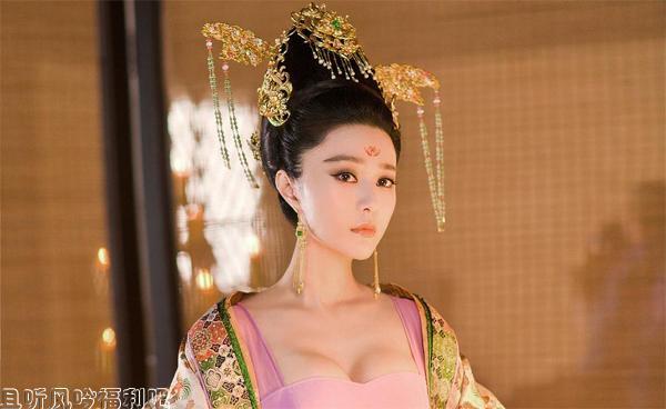 王朝的女人杨贵妃