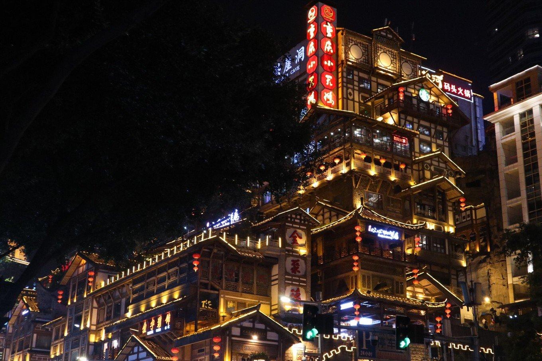 离开郑州在雨季前往黔东南 感受清凉在大理