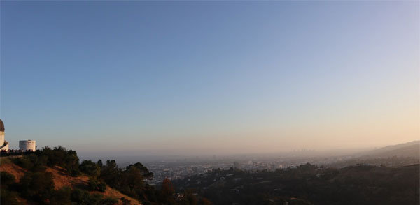 洛杉矶8天之旅