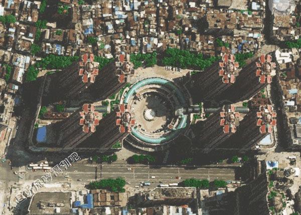 东莞东豪广场和广州荔湾广场灵异事件 据说曾挖出八口棺材