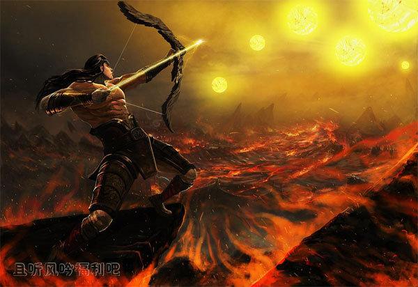 中国神话宇宙第四集:从盘古开天讲到大禹治水
